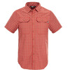 The North Face M's Pine Knot S/S Shirt Pompeian Red